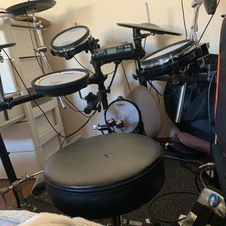 電子ドラム td-4 カスタム
