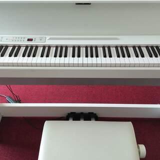 KORG 電子ピアノ LP-380 88鍵 14年製 日本製 ホ...