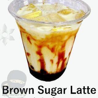 韓国人が作る本番の黒糖タピオカ