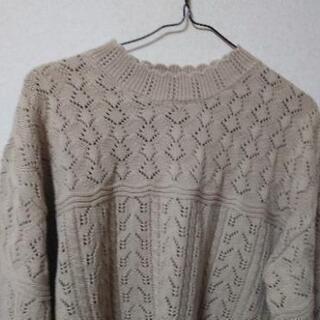 春、秋セーター