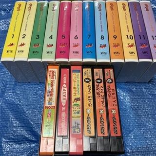 英語教材 GOGO'S 12本 教本付、しまじろう、のりもの、ど...