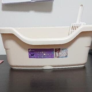 Richellコロル猫様トイレ 美品です。