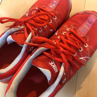 NIKE AIRMAX 27cm 赤