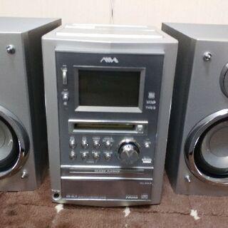 SONY AIWA XR-MJ10  マイクロハイファイコンポー...