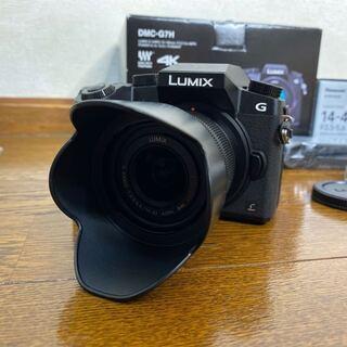 Panasonic LUMIX DMC-G7 + LUMIX G...