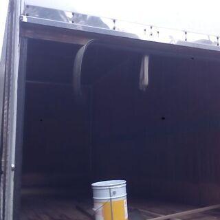 背高4トン車の箱売訳ありドライバン箱6万円軽量
