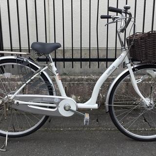 <美品車>コーナンオリジナル・LIFELEX 26インチ自転車・...