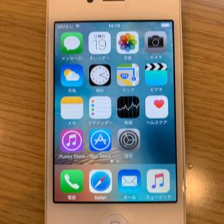 【商談中】iPhone4S(16GB)