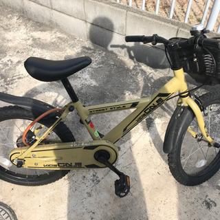 自転車 18インチ