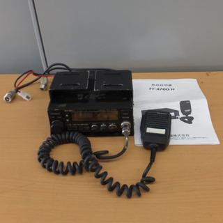 ジャンク品 無線機 YAESU ヤエス FT-4700 トランシ...