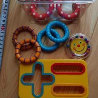 サッシー★赤ちゃんのおもちゃの画像