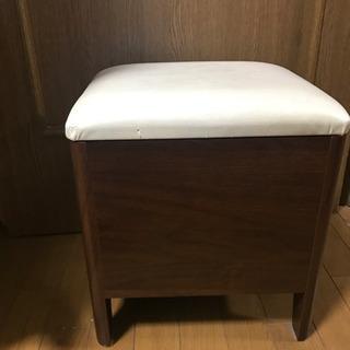 無料 ドレッサーの椅子のみ