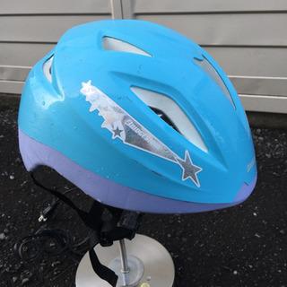 子ども自転車ヘルメットブリジストン製51〜57cm6歳から