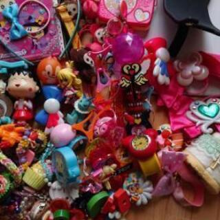 女の子おもちゃたくさん