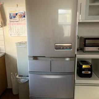 日立 5ドア冷蔵庫 2/8-9日に引取可能な方に!