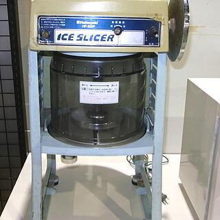 業務用かき氷機初雪HF-300P動作品 店頭渡し限定