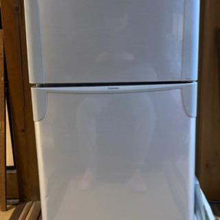 引き取り手急募 TOSHIBA 冷蔵庫 2009年製の画像