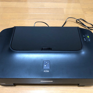 Canon インクジェットプリンター PIXUS iP2700