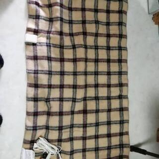 山善電気毛布