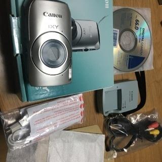 Canon ixy 30s シルバー