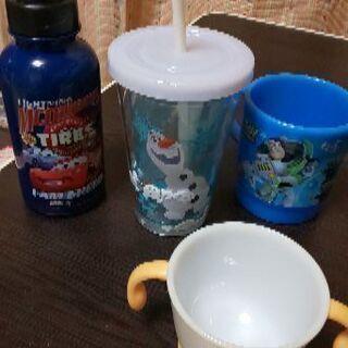 (代理)子供用 水筒&コップ