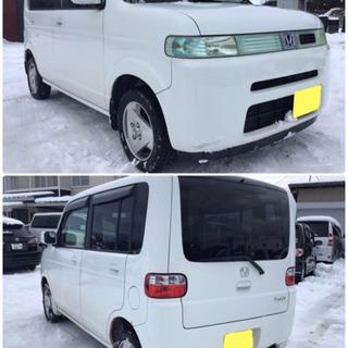 車検有り!!☆H16年式 ホンダ  ザッツ ベースグレード 4WD☆