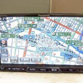 【取説リモコン付】パナソニック CN-HDS700D HDDナビ