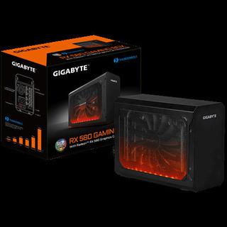 eGPU RX580 Gaming box