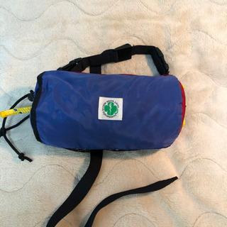 【配送可】水難救助用スローバッグ