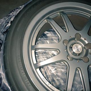 ADVAN NEOVA Racing tire4本セット