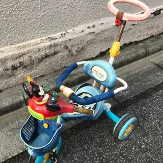 ディズニー ミッキー 三輪車