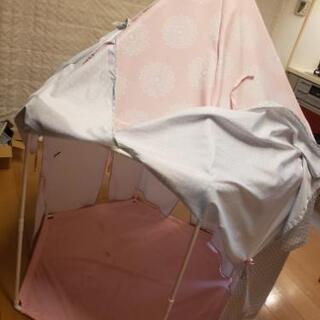 子供用屋内テント