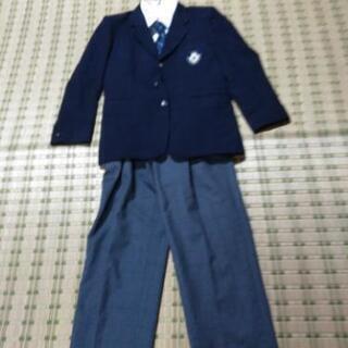 多久高校の男子制服(中古)