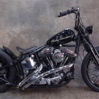 個人★94年式エボ Harley-Davidson スプリンガー...