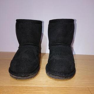 子供ブーツ 16cm。