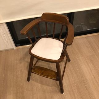 ハイチェアー(子供用の椅子)
