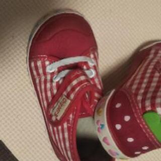 靴(女の子用)
