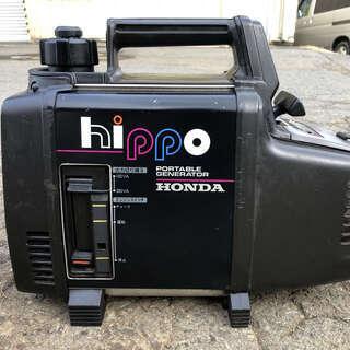 整備済 非常時等に ホンダ 300W 防音 hippo 小型軽量...