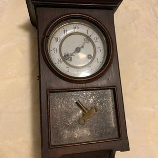 アンティーク時計、美音