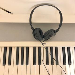 KORG 電子ピアノ B1 WHITE