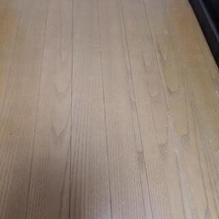 6畳用低ホルマリン抗菌・防臭 表面タモ材ウッドカーペット