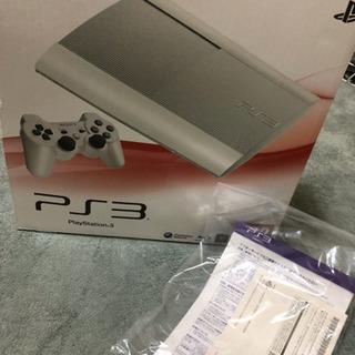 PS3 本体 ホワイト 250GB ➕コントローラー➕ディスク付き