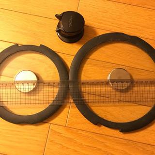 【交渉中】ティファール 鍋の蓋 蓋二枚と取っ手一つ
