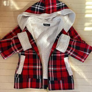 セシルマクビー ジップコートジャケット