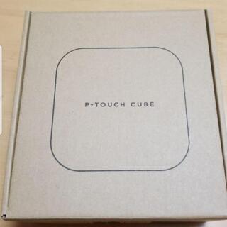 《1/24まで》ピータッチキューブ P-TOUCH CUBE