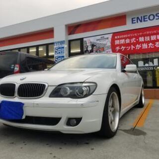 BMW750i車検長い!