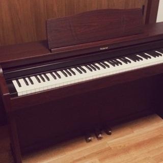 電子ピアノ ローランドHP-305-GP 2011年製