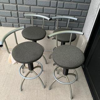 スナックで使用椅子