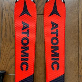 【アサノさま専用】ATOMIC スキー3点セット