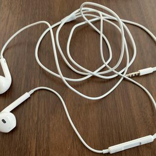 〈未使用〉iPhone イヤーホン EarPods ヘッドフォン...
